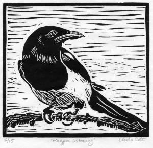 Linda Cote-Magpie Listening