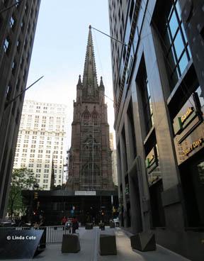 Linda Cote-Trinity Wall Street