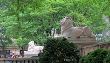 Linda Cote-NYC Library