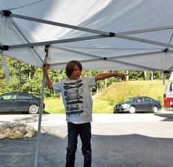 Linda Cote-Tent help