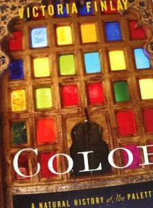 Victoria Finlay-Color book