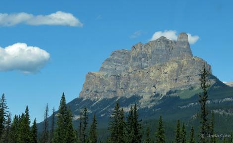 Linda Cote-Castle Mountain