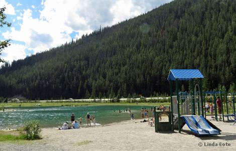 Linda Cote-Field Playground