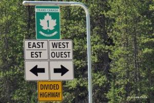 Linda Cote-Highway Sign