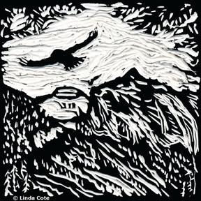 LINDA COTE-Raven's View