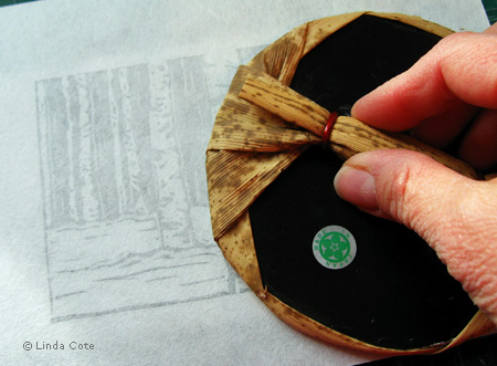 LINDA COTE-Bamboo Baren