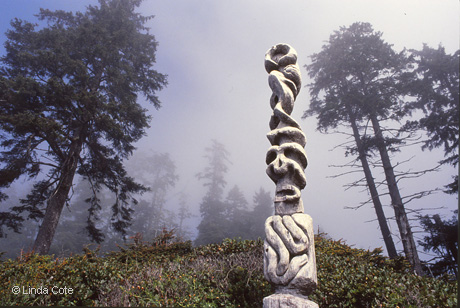 Linda Cote-West Coast Totem