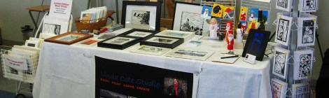 Linda Cote-Art Shows featured