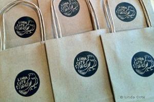 LINDA COTE-Show bags
