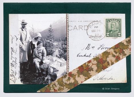 LINDA COTE-Joan Gregory postcard1