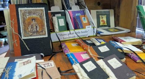 LINDA COTE-Bluerock Gallery Books