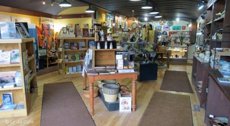 LINDA COTE-Bluerock Gallery Entrance