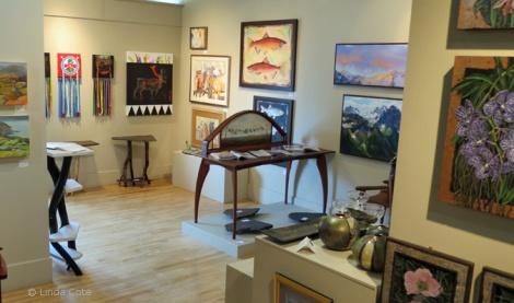 LINDA COTE-Bluerock Gallery interior4