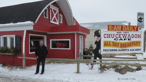 LINDA COTE-Chuckwagon Restaurant