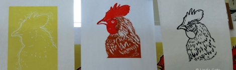 LINDA COTE-featured Rooster