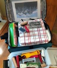 LINDA COTE-Packed up