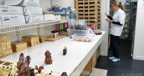 LINDA COTE-Le Chocolatier orders