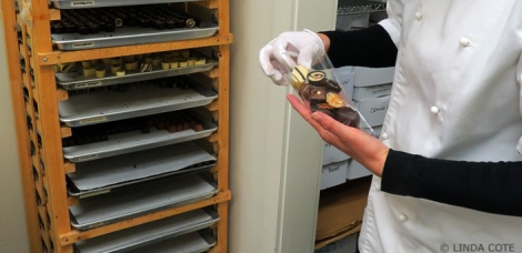 LINDA COTE-Le Chocolatier orders2