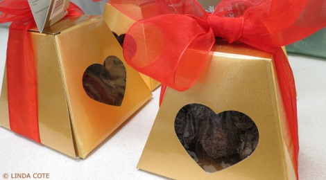 LINDA COTE-Le Chocolatier packaging