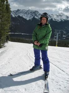 LINDA COTE-Top of Mountain