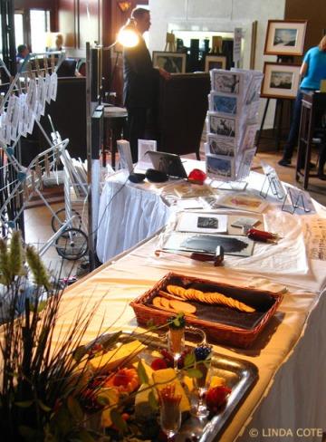 LINDA COTE-Rimrock Table