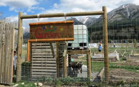 LINDA COTE-Community Garden 1