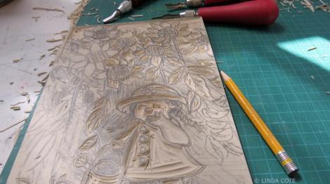 LINDA COTE-Garden Grow Carve2