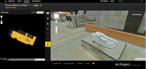 LINDA COTE-Google art-museum view