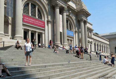 LINDA COTE-Met Museum NYC