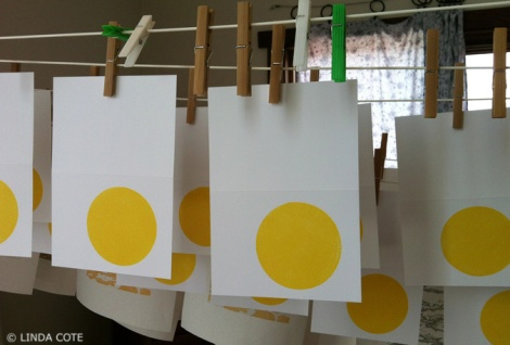 LINDA COTE-yellow layer