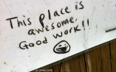 LINDA COTE-awesome