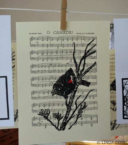 LINDA COTE-Canadian Songbird2