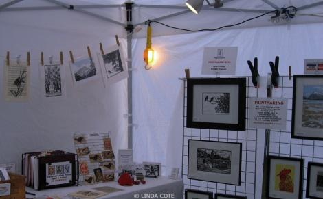 LINDA COTE-Folk Fest Night