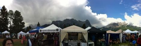 LINDA COTE-Folk Fest Panorama