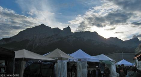 LINDA COTE-Folk Fest Sunset