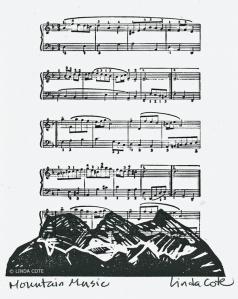 LINDA COTE-Mountain Music