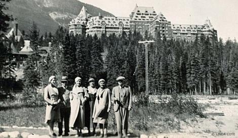 LINDA COTE-banff-springs-hotel