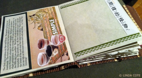 LINDA COTE-Tea Journal B