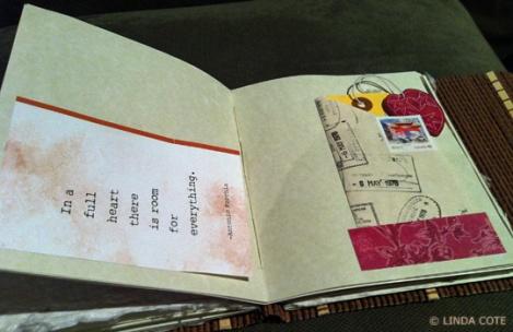 LINDA COTE-Tea Journal D