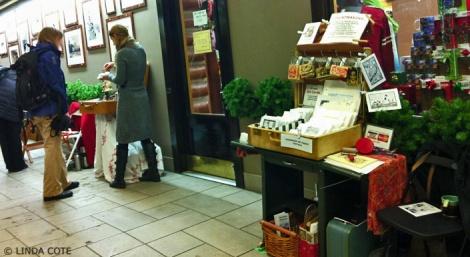 LINDA COTE-Suitcase Sale2