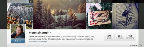 Linda Cote-Instagram- feature