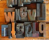 Linda Cote-printers letters group