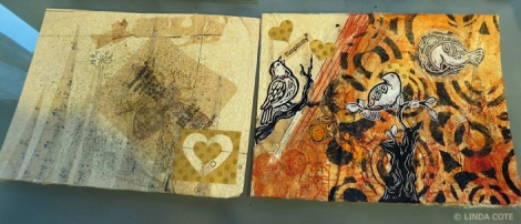 LINDA COTE-Collage Base 2