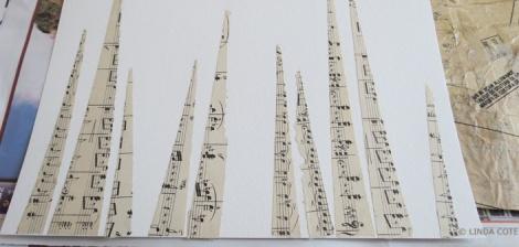 LINDA COTE-music spikes