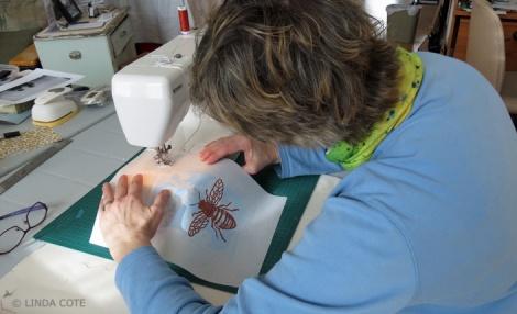LINDA COTE-Sewing paper2