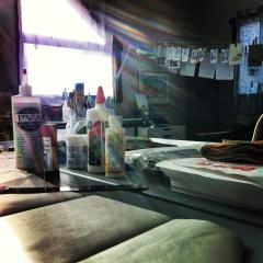 LINDA COTE-Studio sun