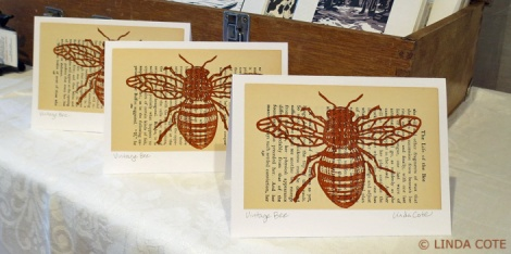 LINDA COTE-bee cards