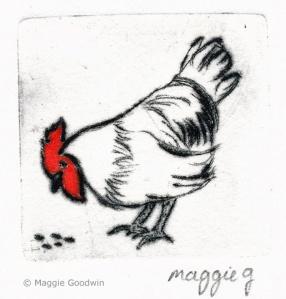 LINDA COTE-Maggie Goodwin