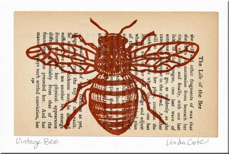 LINDA COTE-Vintage Bee