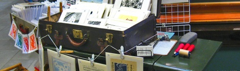 LINDA COTE-Suitcase Sale feature